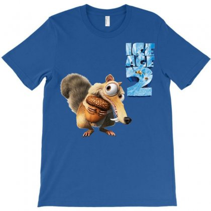 Ice Age T-shirt Designed By Achmad