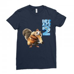 Ice Age Ladies Fitted T-Shirt | Artistshot