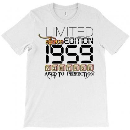 Limited Edition 1959 T-shirt Designed By Designbycommodus