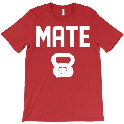 Mate T-shirt Designed By Designbysebastian