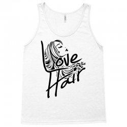 love is in the hair Tank Top   Artistshot