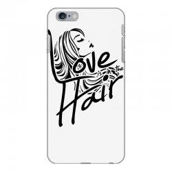 love is in the hair iPhone 6 Plus/6s Plus Case   Artistshot