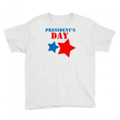 President Day Youth Tee Designed By Marla_arts