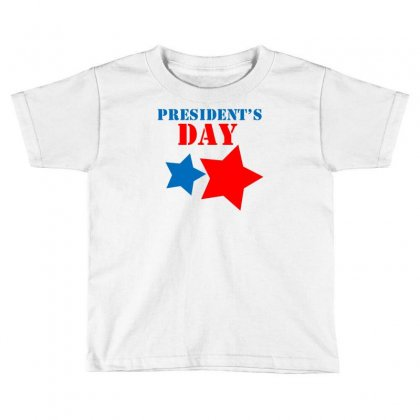 President Day Toddler T-shirt Designed By Marla_arts