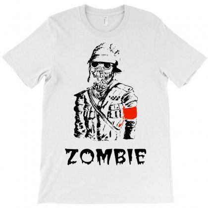 Zombie Collaboration T-shirt Designed By Marla_arts