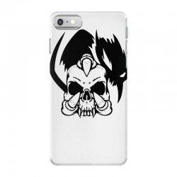 music skull iPhone 7 Case | Artistshot