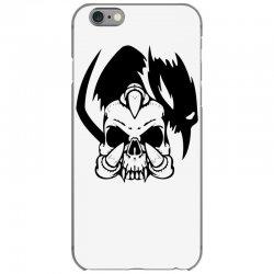 music skull iPhone 6/6s Case | Artistshot