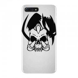 music skull iPhone 7 Plus Case | Artistshot
