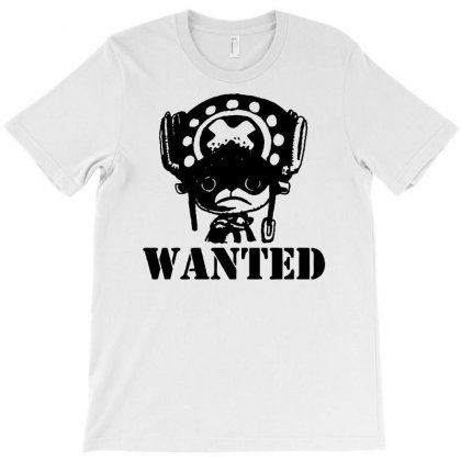 Anime Wanted T-shirt Designed By Marla_arts