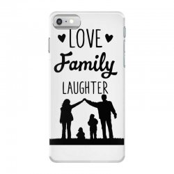 love family laughter iPhone 7 Case | Artistshot