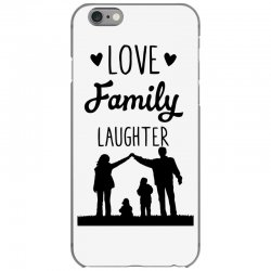love family laughter iPhone 6/6s Case | Artistshot