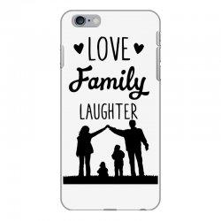 love family laughter iPhone 6 Plus/6s Plus Case   Artistshot