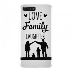 love family laughter iPhone 7 Plus Case   Artistshot