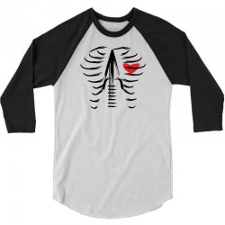 music in the heart 3/4 Sleeve Shirt | Artistshot