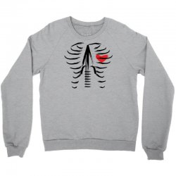music in the heart Crewneck Sweatshirt | Artistshot