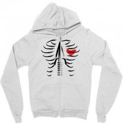 music in the heart Zipper Hoodie | Artistshot