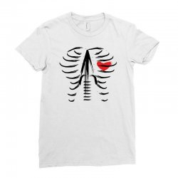 music in the heart Ladies Fitted T-Shirt | Artistshot