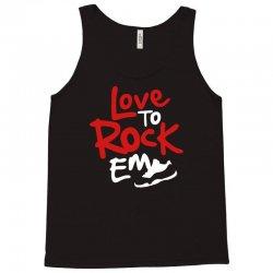 love to rock em Tank Top | Artistshot