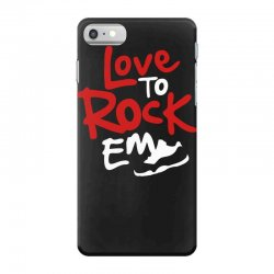 love to rock em iPhone 7 Case | Artistshot