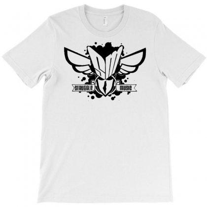 Struggle Music T-shirt Designed By Marla_arts