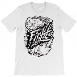 fight spirit T-Shirt   Artistshot
