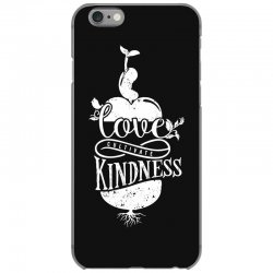 love cultivate kindness iPhone 6/6s Case | Artistshot