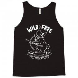wild and free Tank Top | Artistshot