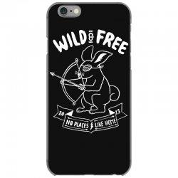 wild and free iPhone 6/6s Case | Artistshot
