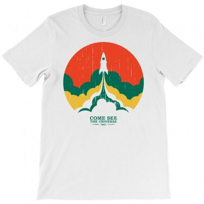 Up And Beyond T-shirt Designed By Marla_arts