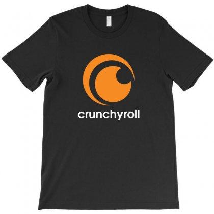 Crunchyroll Official Source Anime T-shirt Designed By Satuprinsip