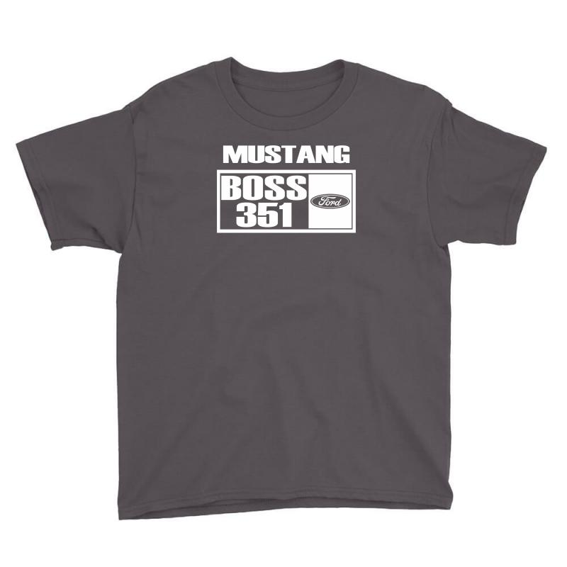 NEW FORD MUSTANG BOSS  T-SHIRT