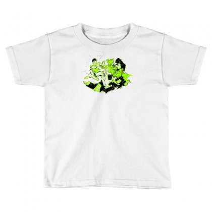 Art Attack Toddler T-shirt Designed By Marla_arts