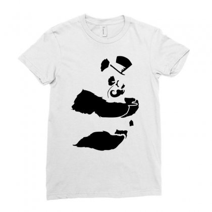 Art Of Tea Ladies Fitted T-shirt Designed By Marla_arts