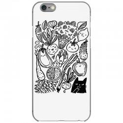 funny vegetables iPhone 6/6s Case | Artistshot