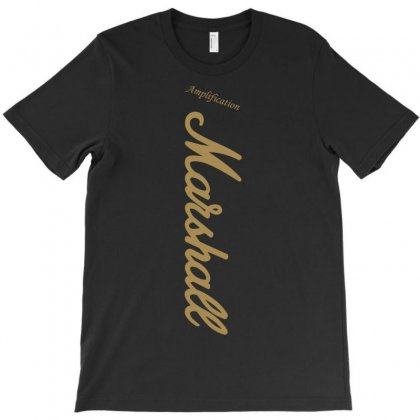 Marshall Music Amplification T-shirt Designed By Setia15ginting