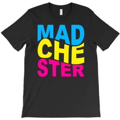 Madchester Music Scene T-shirt Designed By Setia15ginting