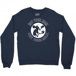 funny cow Crewneck Sweatshirt | Artistshot