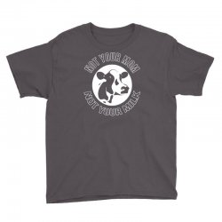 funny cow Youth Tee | Artistshot