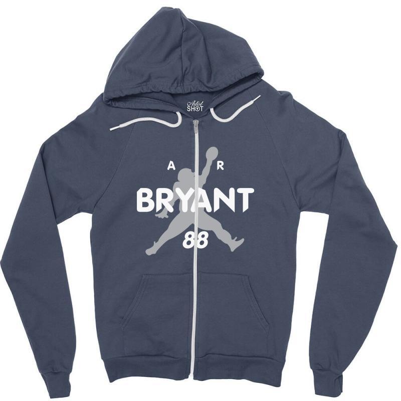 Air Bryant Dez Bryant Dallas Cowboys Zipper Hoodie By Artistshot