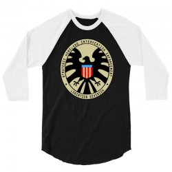 agents of s.h.i.e.l 3/4 Sleeve Shirt | Artistshot