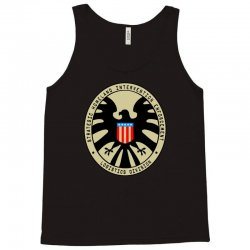 agents of s.h.i.e.l Tank Top | Artistshot