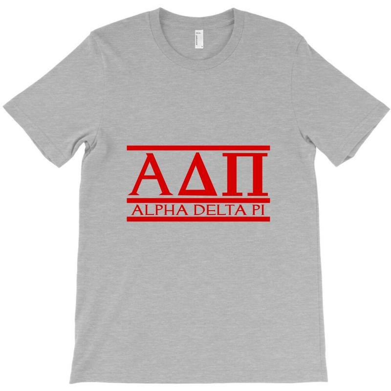 Adpi Alpha Delta Pi T-shirt   Artistshot