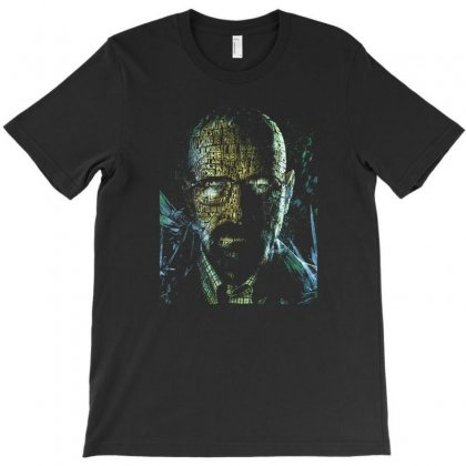 Walter White T-shirt Designed By Cokroksatiastu