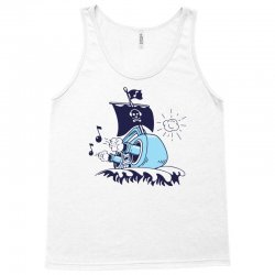 musical ship Tank Top | Artistshot