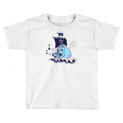 musical ship Toddler T-shirt | Artistshot