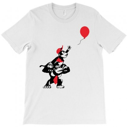 Balloon Apes T-shirt Designed By Marla_arts