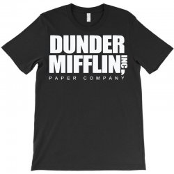dunder mifflin T-Shirt | Artistshot
