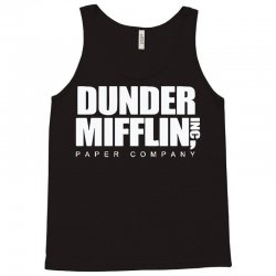 dunder mifflin Tank Top | Artistshot