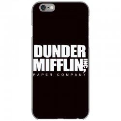 dunder mifflin iPhone 6/6s Case | Artistshot