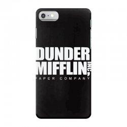 dunder mifflin iPhone 7 Case | Artistshot